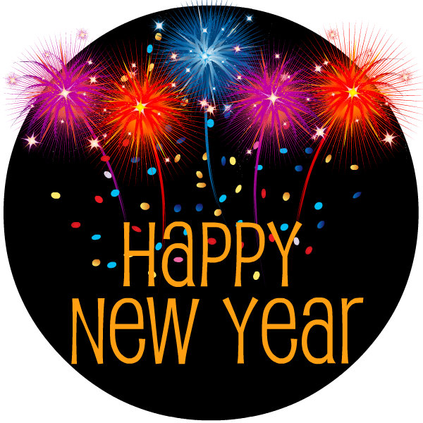 free happy new year 2014 animated clipart - photo #10